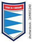 emblem of sogn og fjordane... | Shutterstock .eps vector #269831240