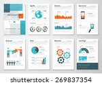 big set of infographic elements ... | Shutterstock .eps vector #269837354