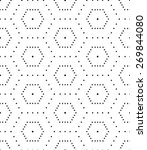 repeating geometric background... | Shutterstock .eps vector #269844080