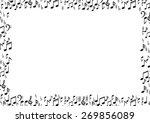 Music Note Symbol Vector...