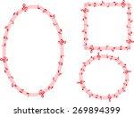music notes border | Shutterstock .eps vector #269894399