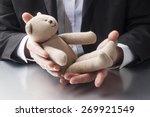 parental leave for business man   Shutterstock . vector #269921549