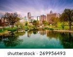 Charlotte  North Carolina  Usa...
