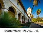 Old Mission Santa Barbara  In...