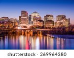 rosslyn  arlington  virginia ... | Shutterstock . vector #269964380