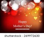 background  banner or flyer... | Shutterstock .eps vector #269972630