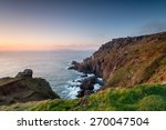 Engine Houses Perched On The...