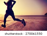 young healthy lifestyle woman... | Shutterstock . vector #270061550