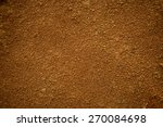 Red Dirt  Soil  Background Or...
