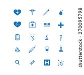 medical icon | Shutterstock .eps vector #270095798
