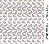 birds seamless pattern. vector... | Shutterstock .eps vector #270171218