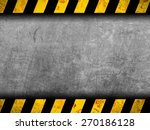 grunge metal background with... | Shutterstock . vector #270186128