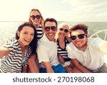 vacation  travel  sea ... | Shutterstock . vector #270198068