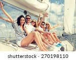 vacation  travel  sea ... | Shutterstock . vector #270198110