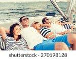 vacation  travel  sea ... | Shutterstock . vector #270198128