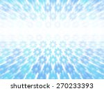 3d layered vector background... | Shutterstock .eps vector #270233393