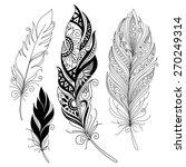 vector peerless decorative... | Shutterstock .eps vector #270249314