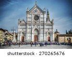 Santa Croce Cathedral Front...