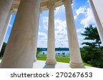 Thomas Jefferson Memorial In...
