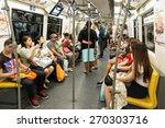bangkok  thailand  january 12 ... | Shutterstock . vector #270303716