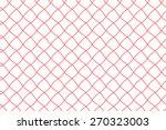 Seamless Fishing Net Pattern O...