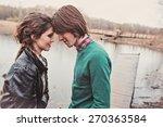 outdoor lifestyle capture of... | Shutterstock . vector #270363584