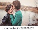outdoor lifestyle capture of... | Shutterstock . vector #270363590