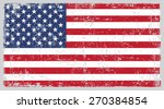 Grunge Usa Flag.american Flag...