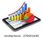 mobile internet office  stock... | Shutterstock . vector #270451640