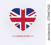 Vector Image Of British Flag In ...