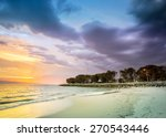 Sunset Australia Colorful...