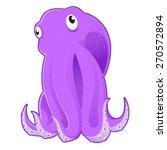 octopus | Shutterstock .eps vector #270572894