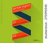 modern vector layout. flat...