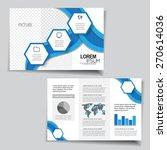 brochure | Shutterstock .eps vector #270614036