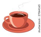 vectot cup   Shutterstock .eps vector #27064165