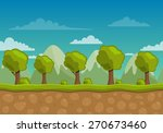 vector illustration of an... | Shutterstock .eps vector #270673460