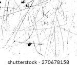 the scratch grunge urban... | Shutterstock .eps vector #270678158