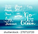 bright summer motivational