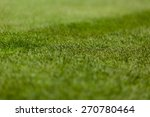 perfect green soccer pitch... | Shutterstock . vector #270780464