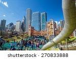 Chicago   April 10   Downtown'...