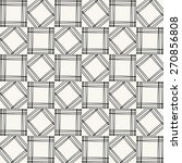 seamless pattern  stylish... | Shutterstock . vector #270856808