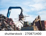 scrap metals | Shutterstock . vector #270871400