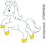 pony running