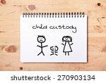 stick man background   drawing... | Shutterstock . vector #270903134