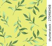 vector background watercolor... | Shutterstock .eps vector #270983408