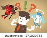 great illustration of retro... | Shutterstock .eps vector #271020758
