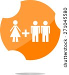 vector couple sign icon. male...