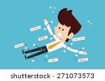 expenses  | Shutterstock .eps vector #271073573