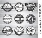 Retro Badges For Your Design O...