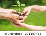 baby  beautiful  child. | Shutterstock . vector #271157486